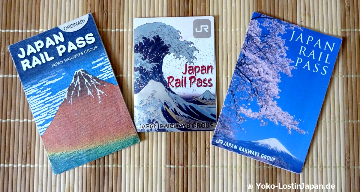 [Reisen] Japan Rail Pass