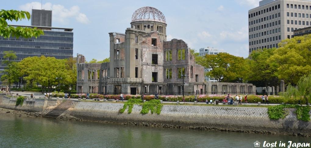 [Rundreise 2014] Auf den Spuren der Atombombe in Hiroshima