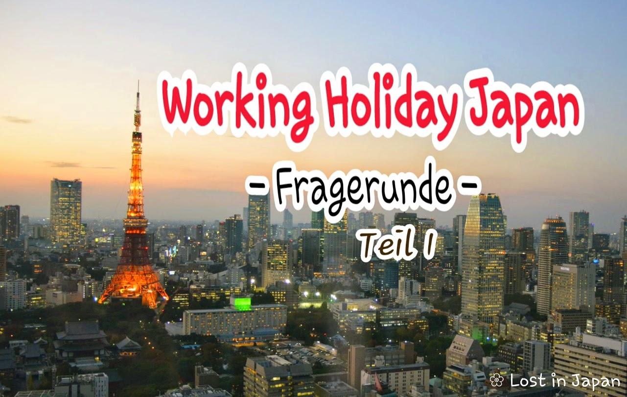 Working Holiday Fragerunde