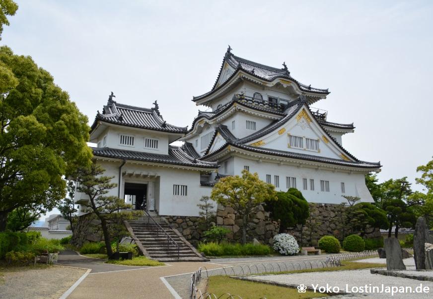 [Rundreise 2014] Unterwegs in Kishiwada und Sakai