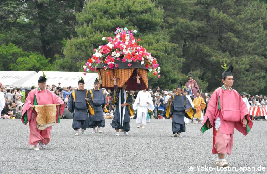 Kyoto, Aoi Matsuri