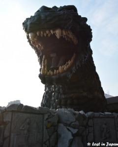 Godzilla in Tokyo