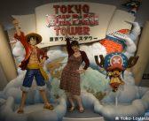 [Japan Juli 2015] Tag 09 – One Piece und Godzilla erobern Tokyo
