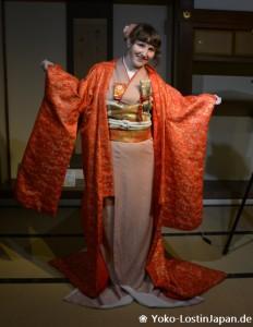 Yoko in Okayama