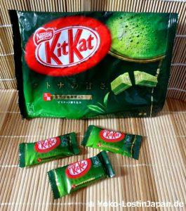 Maccha Kitkat