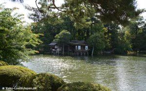 Kanazawa, Kenroku-en