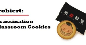 Probiert: Assassination Classroom Cookies