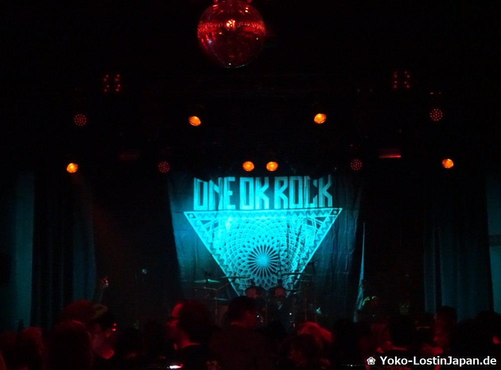 One Ok Rock in Leipzig