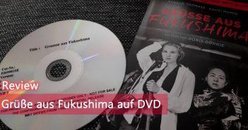 DVD Grüße aus Fukushima