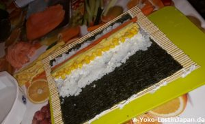 Letzter Arbeitstag - Sushi