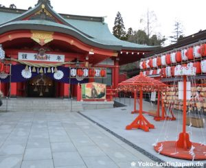 Sendai - Gokoku Jinja
