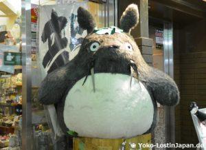 Sendai - Ghibli shop