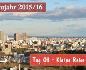 [Japan Neujahr 2015/16] Kleine Reise nach Sendai