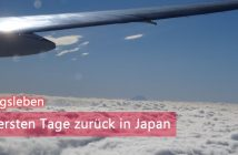 Zurück in Japan
