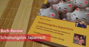 Buch: Schonungslos Japanisch