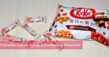 KitKat - Everyday Luxury Chocolatory Moleson