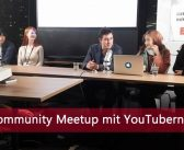 [Event] Odigo Community Meetup mit YouTubern