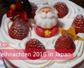 [Alltagsleben] Unser Weihnachten 2016 in Japan