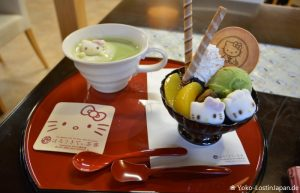 Kyoto Hello Kitty Café