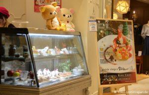 Rilakkuma Café Osaka