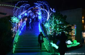 Illumination in Osaka