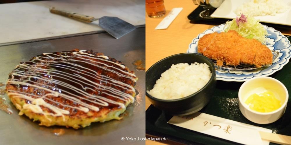 Okonomiyaki & Tonkatsu