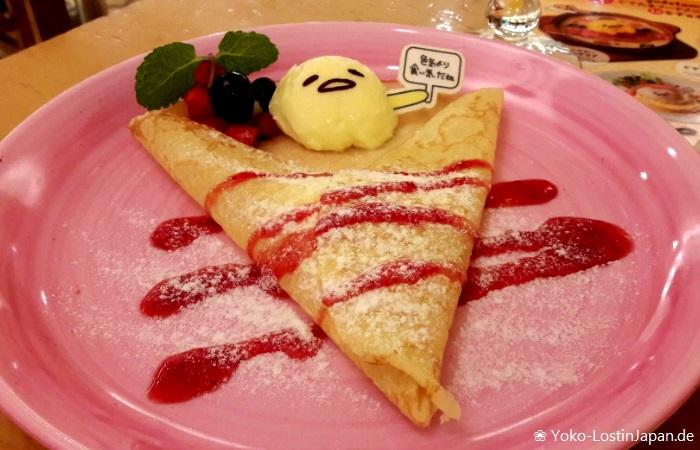 Gudetama Café Yokohama