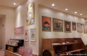 Gudetama Café