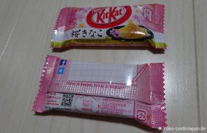 KitKat Sakura Kinako