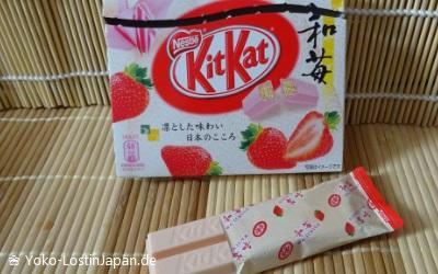 Yoko und die japanischen kitkat lost in japan 12 wa ichigo japanese strawberry kitkat yatsuhashi voltagebd Gallery