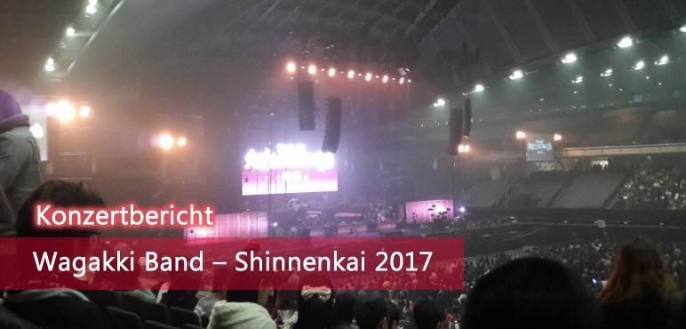 [Konzertbericht] Wagakki Band – Shinnenkai 2017 Sakura no Utage