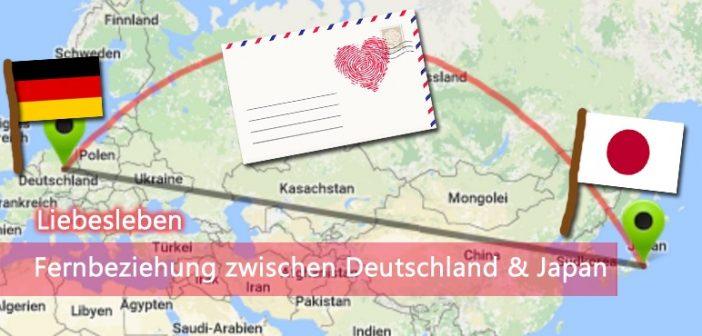 Fernbeziehung Deutschland Japan