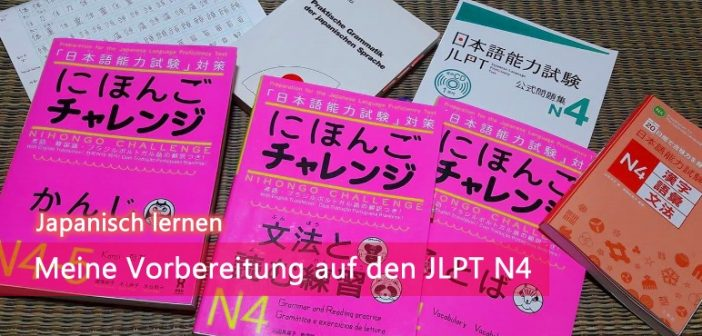 Japanisch lernen