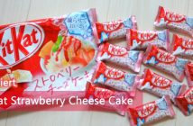 KitKat Strawberry Cheese Cake