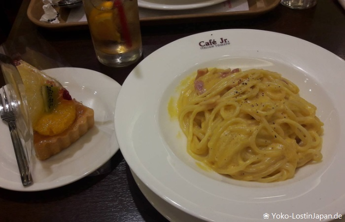 Pasta in Ikebukuro