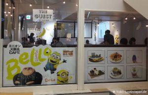 Minions Cafe Ikebukuro