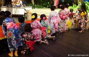 Hashimoto Tanabata Yukata Show