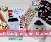 [Review] Weihnachtsshopping bei Modes4u