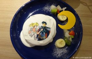 Sailor Moon Café 2017