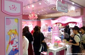 Sailor Moon Store Harajuku