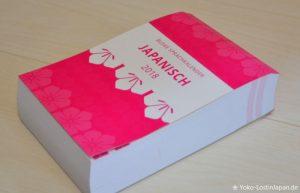 Buske Sprachkalender Japanisch