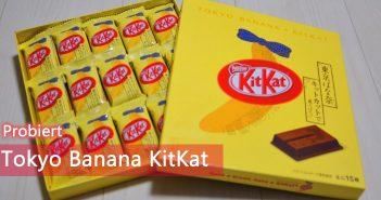 Tokyo Banana KitKat