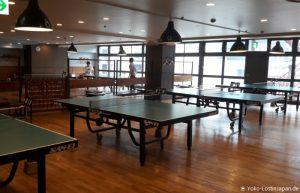 Shibuya EST Tischtennis