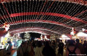 Yokohama Weihnachtsmarkt 2017