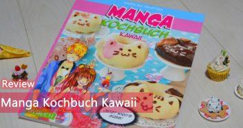 Manga Kochbuch Kawaii