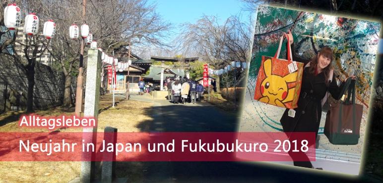 [Alltagsleben] Neujahr in Japan und Fukubukuro 2018