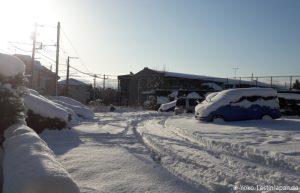 Schnee 2018