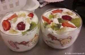 Rilakkuma Dessert