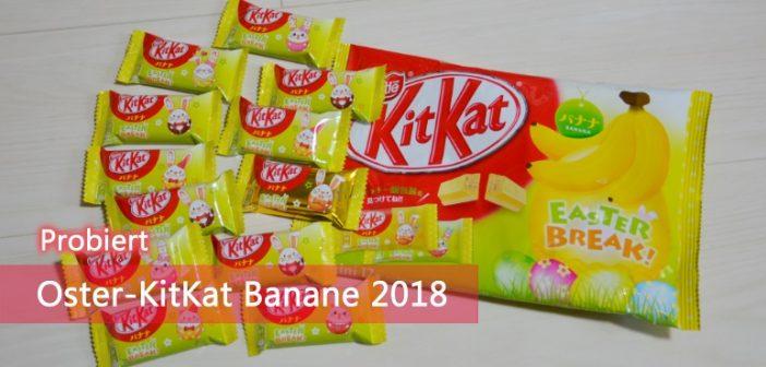 KitKat Easter Banana