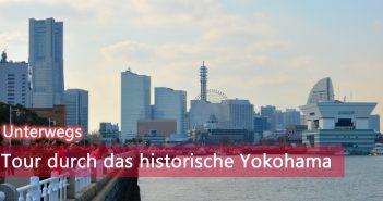 Yokohama Presstour
